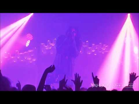 Motionless In White Live on Yahoo - Puppets 3 (video 4)