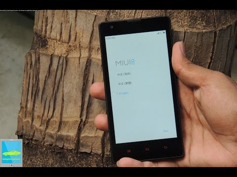 How to Install MIUI 8 on your Xiaomi Redmi 1s (Step By Step)