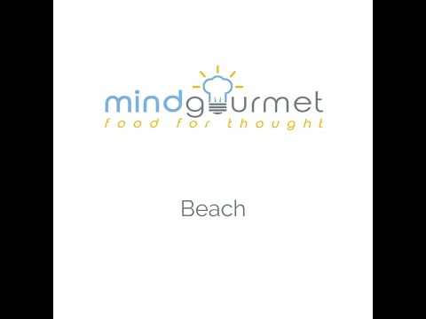 MindGourmets inspirational Beach Quotes
