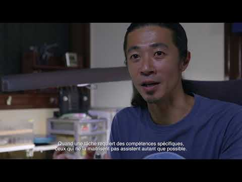 Interview Arai Kousuke - sculpteur de figurines