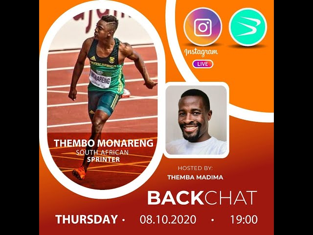 BackChat ep63 with Thembo Monareng