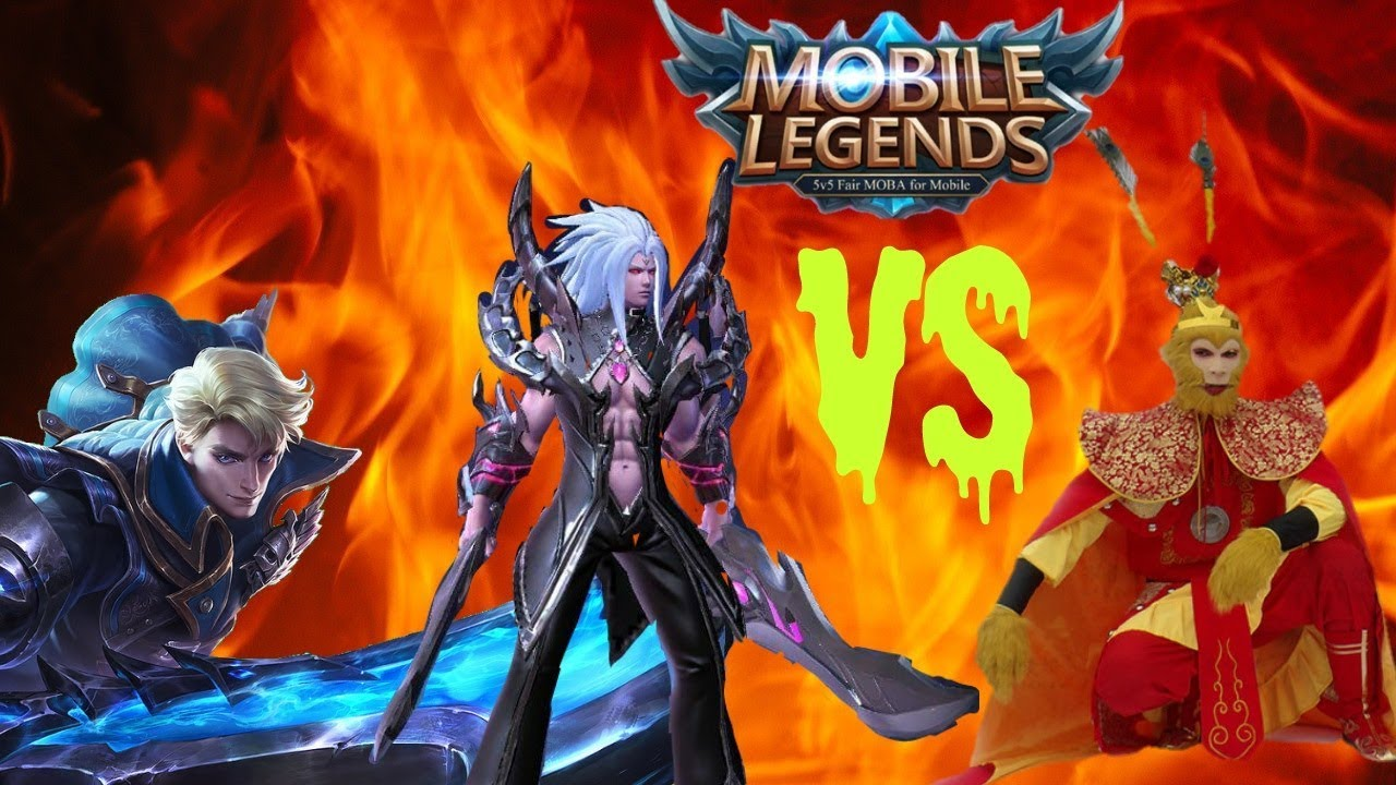 Sun Vs Martis And Alucard In Mobile Legends 1vs2 In Mobile Legends