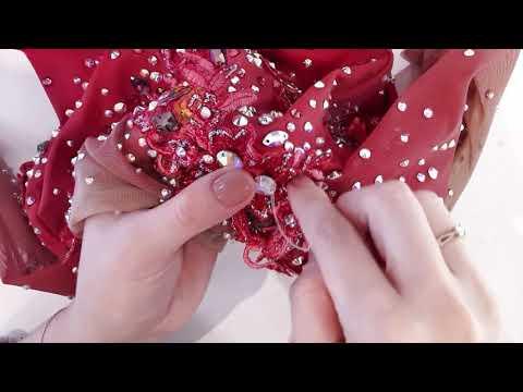 Как сшить платье для фигурного катания своими руками