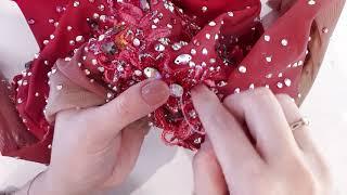 Фигурное катание. Как мы делали платье