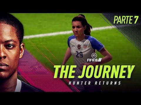 KIM HUNTER IN NAZIONALE!!  THE JOURNEY 2 EP.7  FIFA 18 ITA