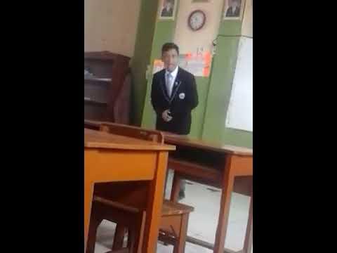 PIDATO BAHASA INGGRIS PESERTA SELEKSI AKSIOMA MAJALENGKA 2017