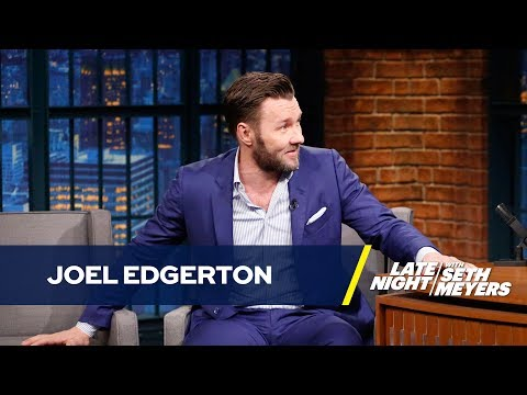 Joel Edgerton's It Comes at Night CoStar Bit Him