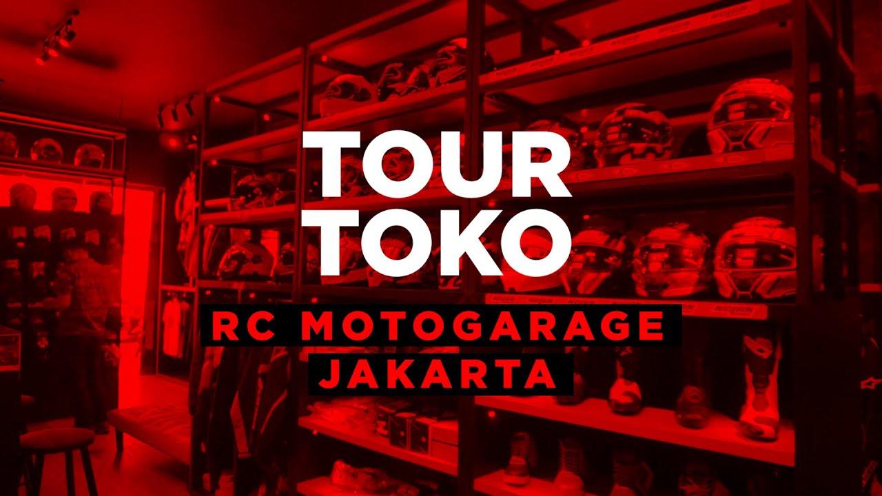 TOUR de TOKO RC MOTOGARAGE Jakarta