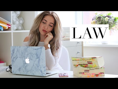 My Law School Experience (Bachelor/LL.B) + Marble MacBook Skin Giveaway | STORY TIME