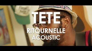 Tété - Ritournelle - Acoustic [ Live in Paris ]