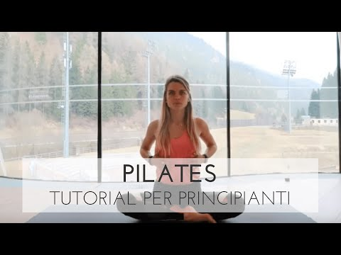 Pilates | Primo tutorial per principianti