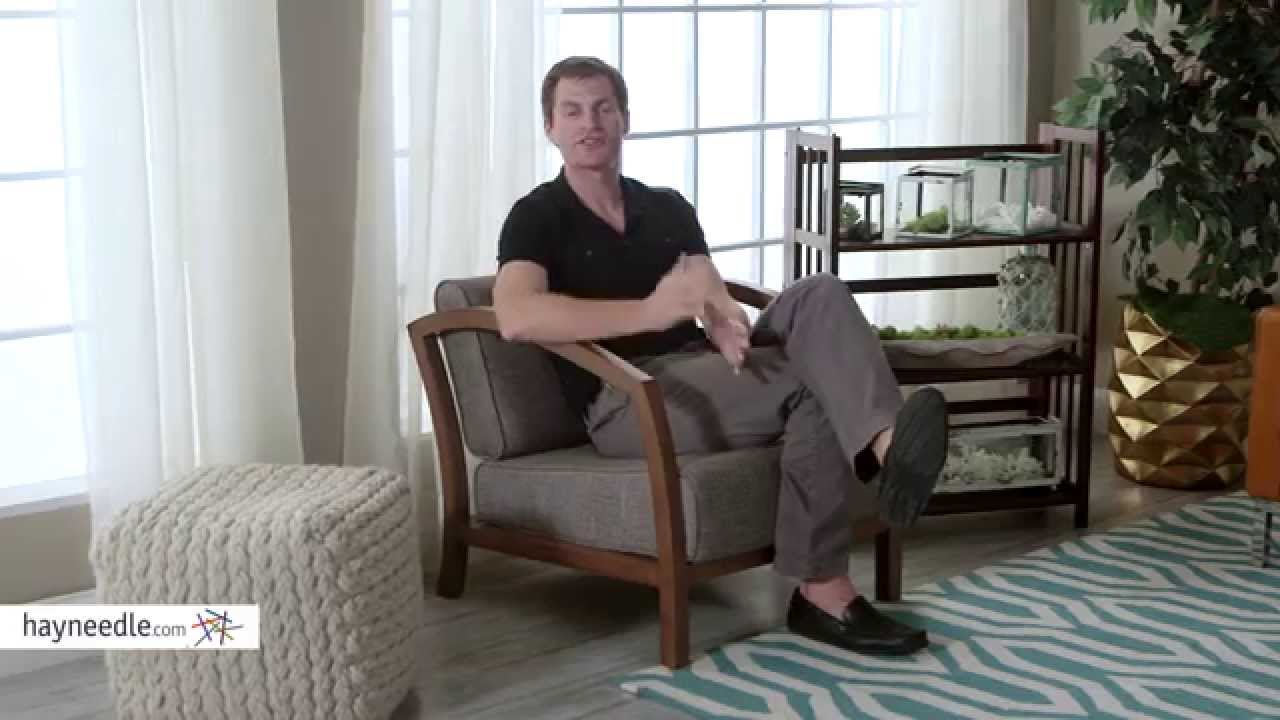 velda lounge chair product review video baxton studio lounge chair