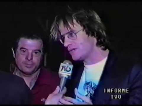 Highlander 2 - Interview with Christopher Lambert (argentinian TV)