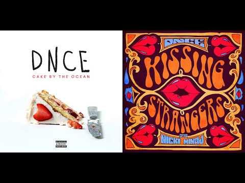DNCE vs. DNCE - Kissing Cakes By The Stranger Ocean ft. Nicki Minaj (Mashup 2017)