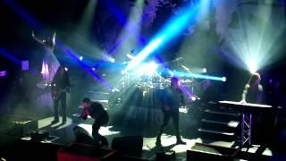 KAMELOT - Torn ,HD, Live at Rockefeller , Oslo - Norway  09.11.2013