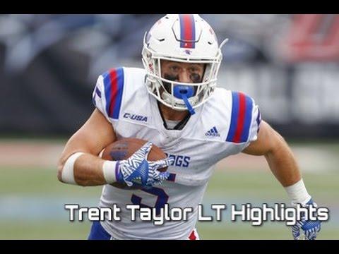 Trent Taylor || Louisiana Tech Highlights