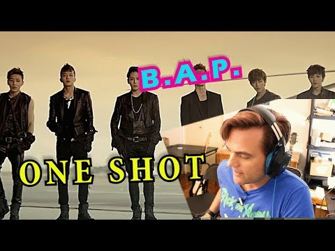 Ellis Reacts #404 // Reaction Video: Guitarist Reacts To B.A.P - ONE SHOT  // Classical Musicians