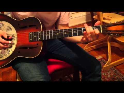 Guitar Lesson! Fingerpicking Guitar Lesson Catfish Blues. Standard Tuning Lesson For Messiahsez!