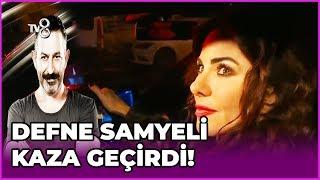 Defne Samyeli, Cem Yılmaz Yüzünden Kaza Yaptı! | GEL KONUŞALIM