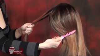 видео Исправляем парик вместе с Алисой