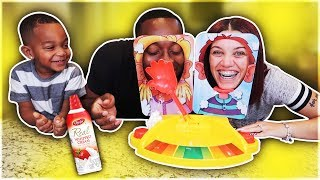 PIE FACE SHOWDOWN CHALLENGE!! (Mommy & Daddy Vs DJ's Clubhouse)