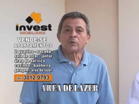 INVEST IMÓVEIS - VENDE APARTAMENTOS CONDOMÍNIO RESIDENCIAL VITÓRIA REGIS www.shopcarajas.com.br