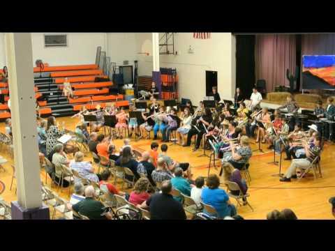 Oakland Schools Spring Concert 2013