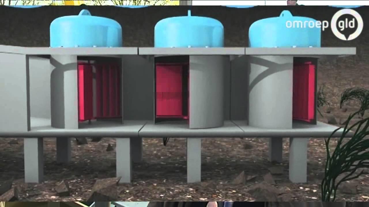 Duurzame energie uit waterkracht: toekomstmuziek?