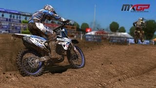 MXGP The Official Motocross Videogame PC Gameplay | 1080p