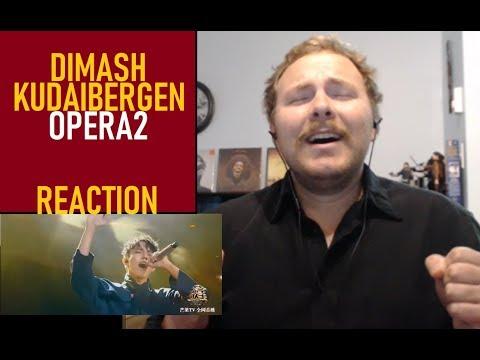 Rapper Reacts To Dimash - 歌手2017之同一首歌:林志炫 迪玛希《opera》《opera2》The Singer【我是歌手官方频道】