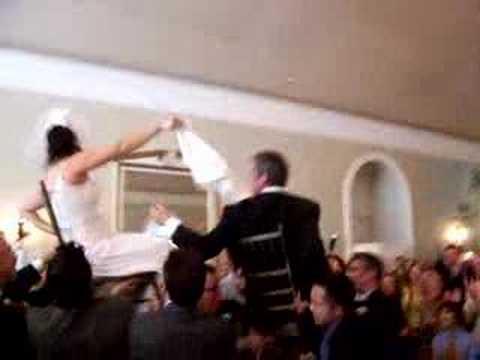 & Lee u0026 Peteru0027s Wedding Chair-Dance - YouTube