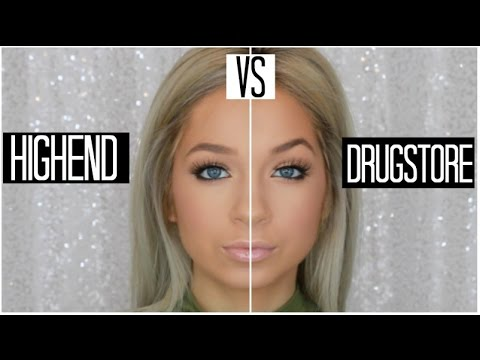 Drugstore Dupes for High End Products | 2017