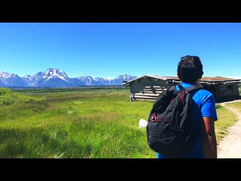 4-day Yellowstone And Grand Teton Vacation; 10 Great Spots To See!