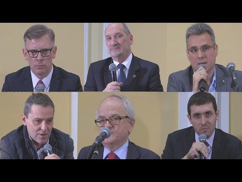 """O """"Konfidentach"""" Macierewicz, Cenckiewicz, Bagieński, Woyciechowski, Jegliński"""