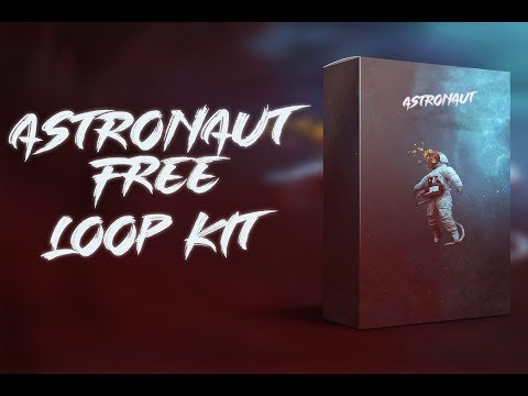 (FREE) Trap Loop Kit/Pack 2019 - Astronaut (Nick Mira, Internet Money, Guitar Type Samples)
