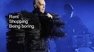 We're The Pet Shop Boys - ROBBIE WILLIAMS with PET SHOP BOYS
