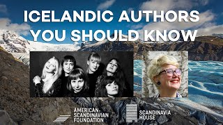 Famous Authors From Iceland