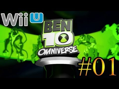 Let's Play : Ben 10 Omniverse - Parte 1 Travel Video