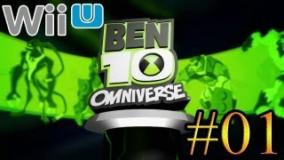 Let's Play : Ben 10 Omniverse - Parte 1