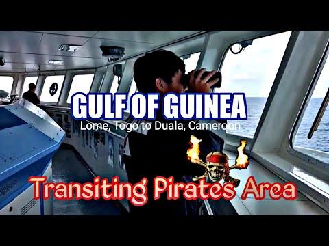 Gulf of Guinea / Pirates Area! Alert!