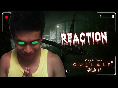 OUTLAST 2 RAP - Cuestión de Fe | Keyblade | NIO REACTION