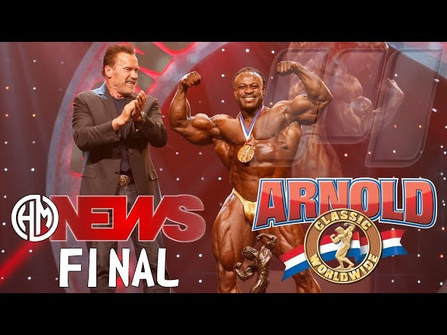 2020 Arnold Sports Festival - Arnold Classic, Bodybuilding Open, Final.