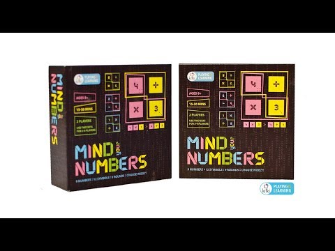 mind-your-numbers-:-back-us-on-indiegogo!