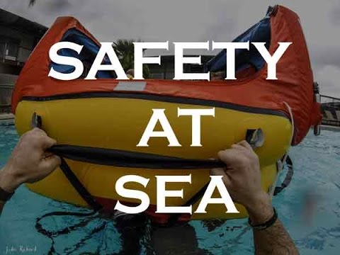 Safety at Sea - SAS/ISAF - Seminar