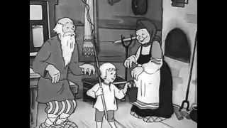 Ивашко и Баба Яга (1938) мультфильм