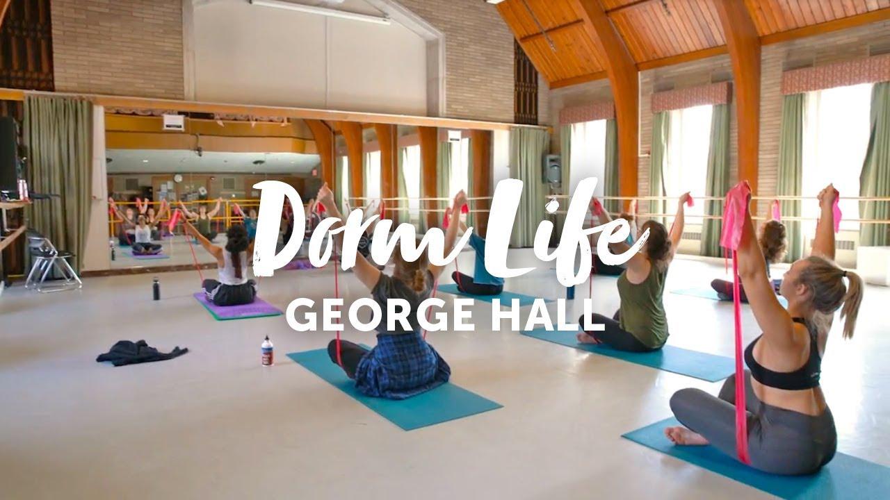 Download Living in Elizabeth George Hall