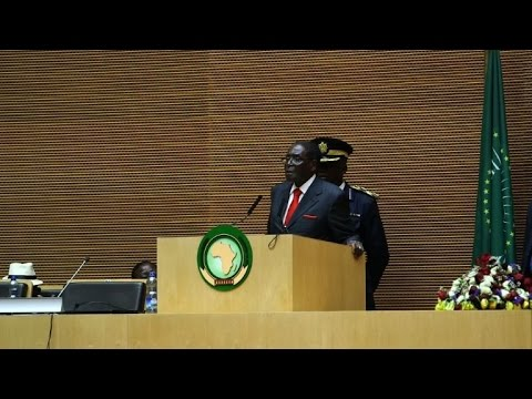 Mugabe calls for reform of the UN Security Council