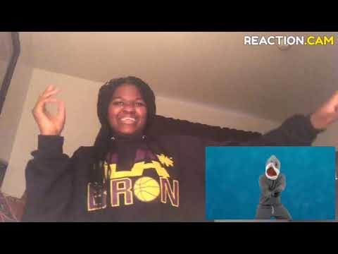 Baby Shark (R&B) version! Reaction Video!!!