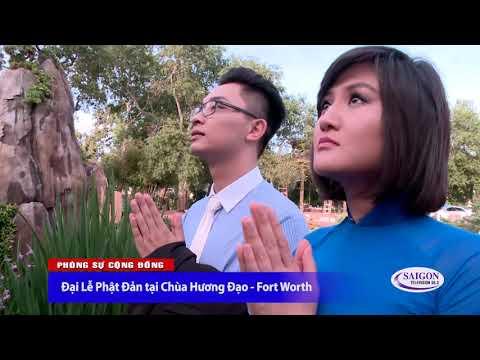 Le Phat Dan tai Chua Huong Dao - P1 - PSCD