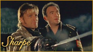 Sharpe Fights Wickham's Soldiers For Attacking Civilians | Sharpe